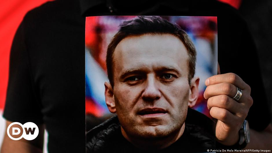 Alexei Navalny's health deteriorates in prison |  The world |  DW