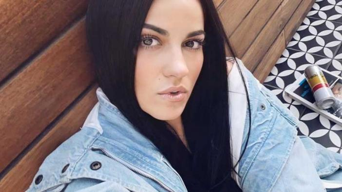 Are you going to hollywood?  They filtered Maite Perroni's selection for the Marvel movie