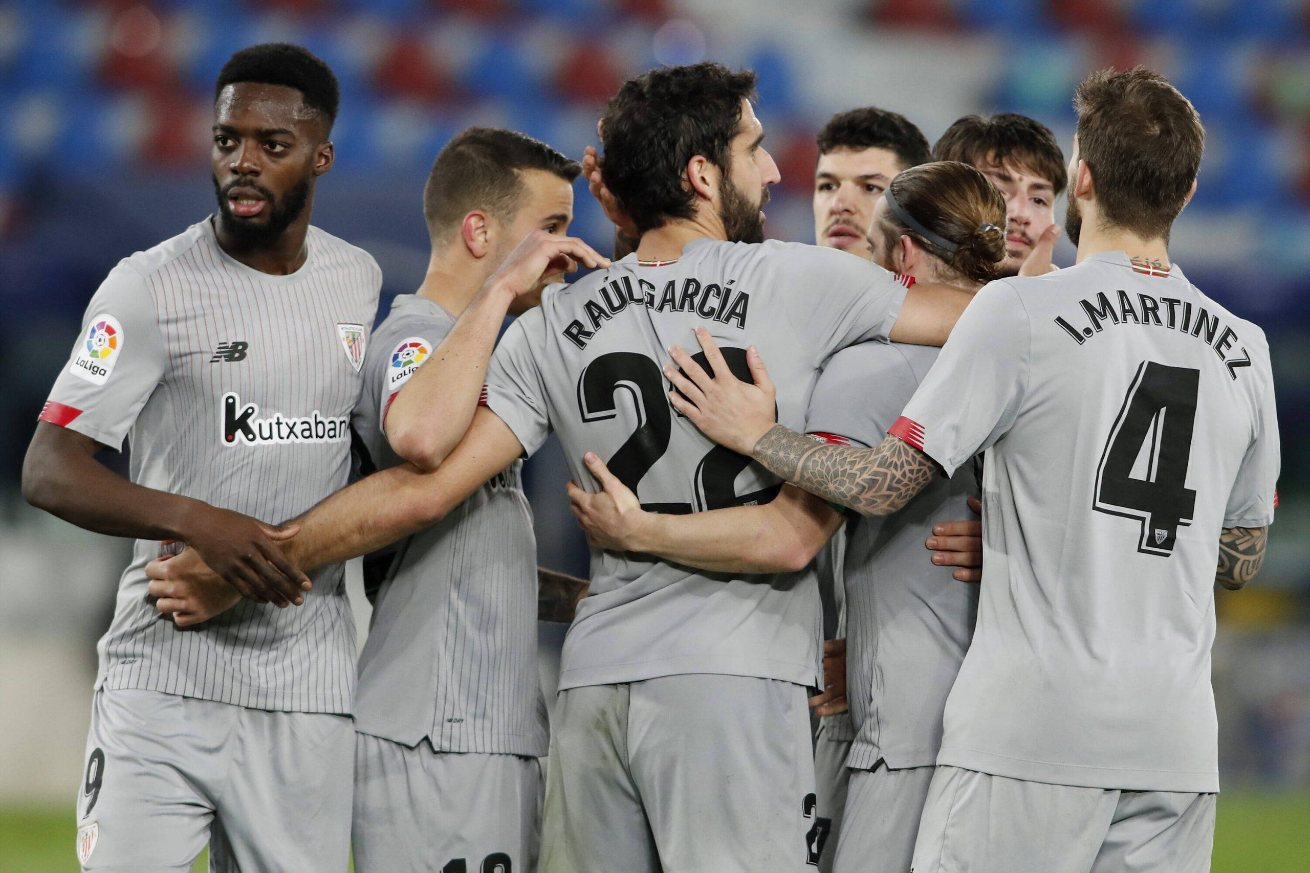 Athletic de Bilbao, Barcelona's rival in the Copa del Rey final