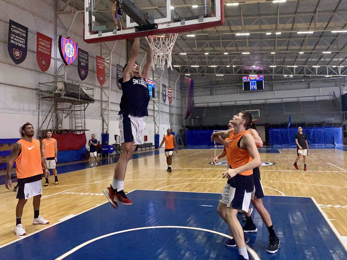 Basketball is back: when does San Lorenzo play?