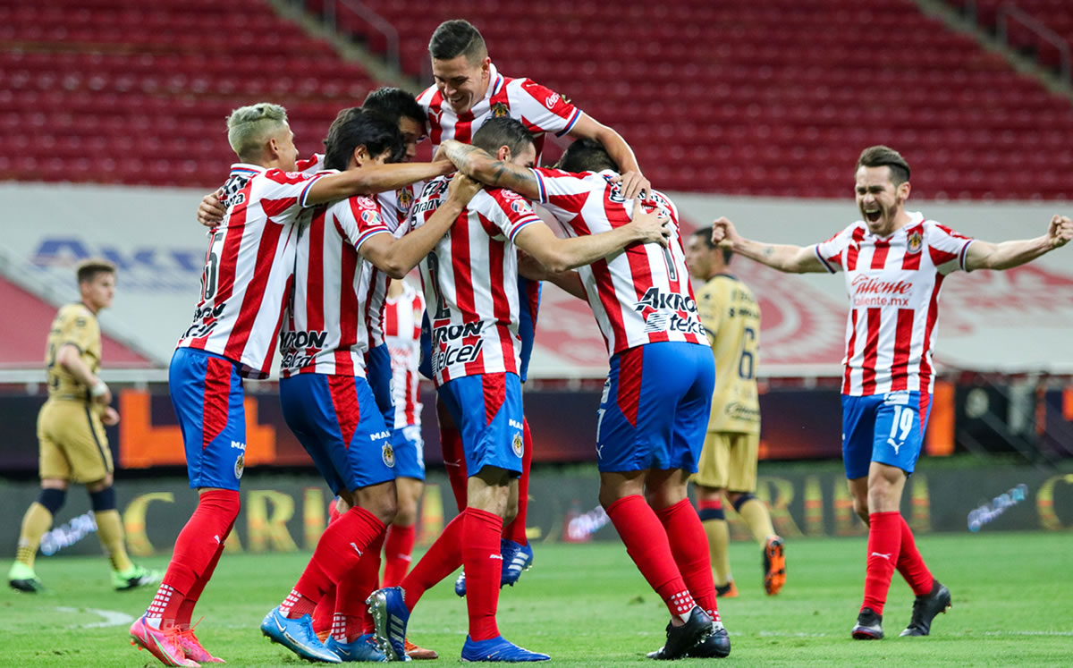 Chivas v Pumas (2-1): Guadalajara plunges the runners up into misery