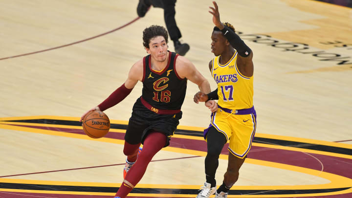 Cleveland Cavaliers vs Los Angeles Lakers Vivo