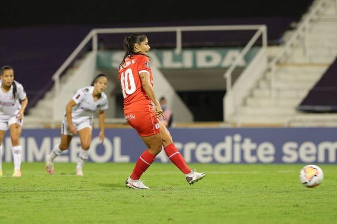 Copa Libertadores Feminina: Catalina Usme speaks after the defeat of America de Gaulle