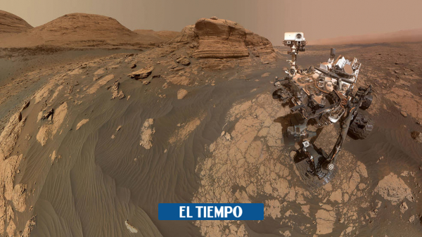 Curiosity from NASA takes a selfie on Mars – Science – Life
