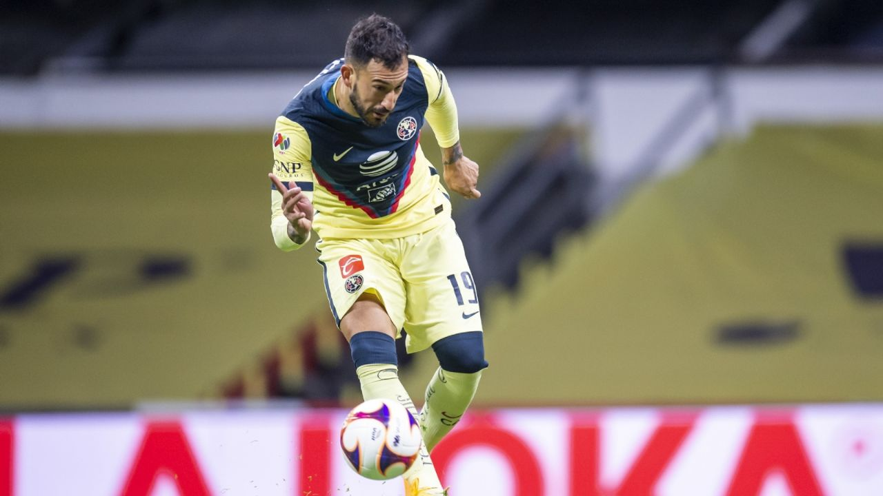 Decision of the Club America technical team regarding Emmanuel Aguilera and the designated marksman in the penalty shootout
