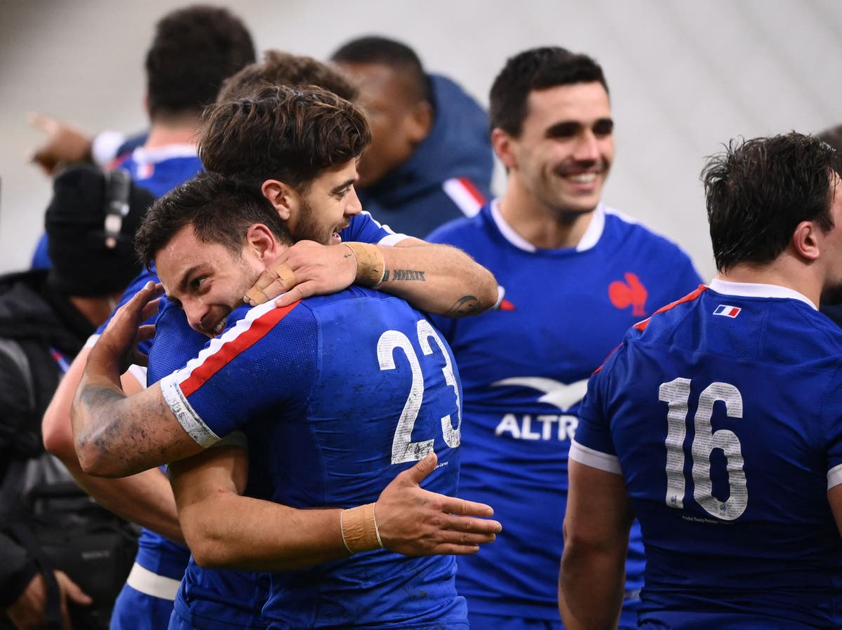 France breaks Wells' hearts by attempting the last moments in the saga of the Six Nations