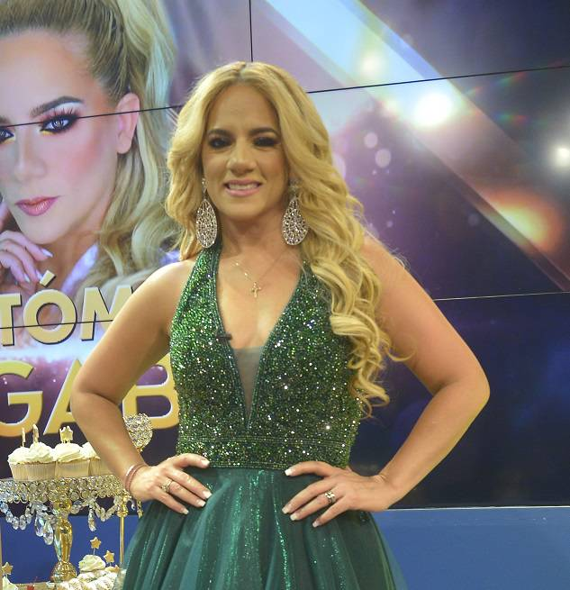 Gabriela Pazmino de Bucaram returns to television, but on an international channel |  Television |  Entertainment