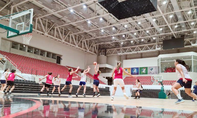 Guarani lionesses finish preparations – basketball