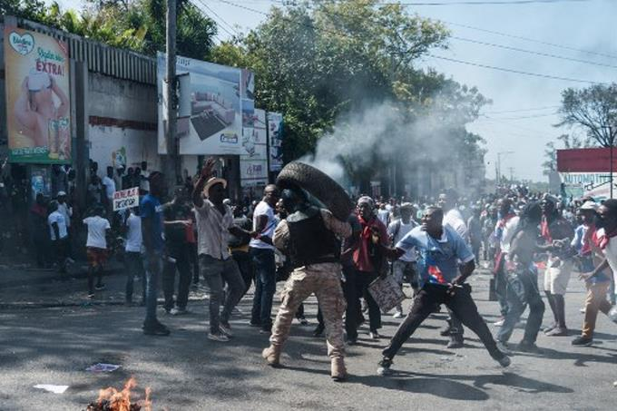 Haiti: An operation against an armed gang left 4 policemen dead and 8 wounded