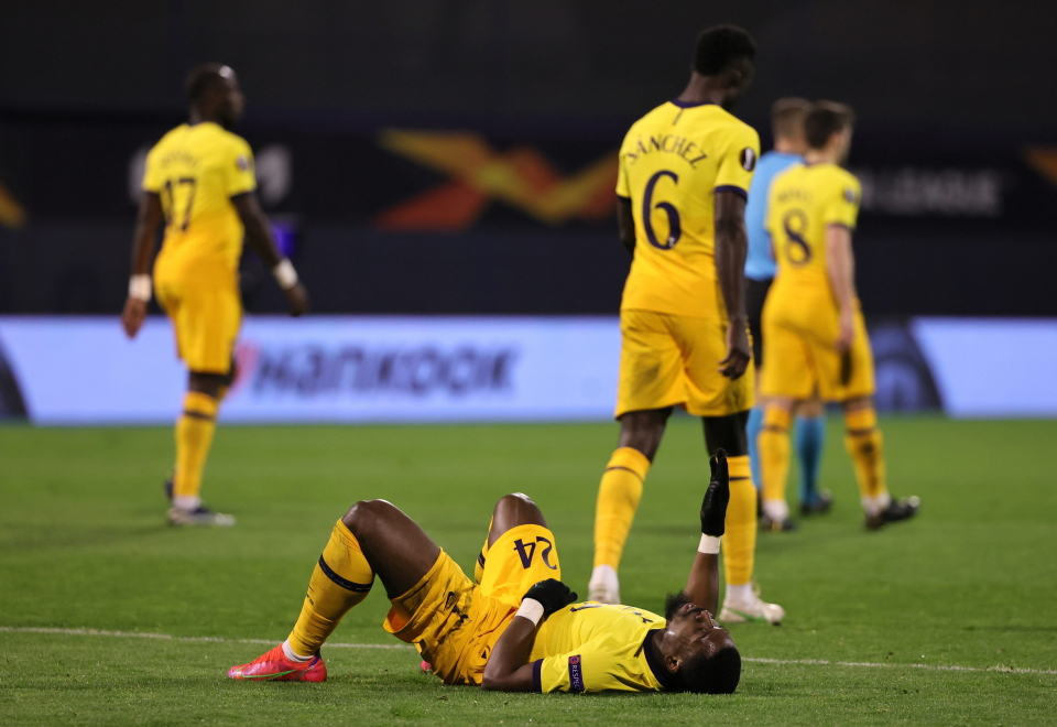 Tottenham were weak against Dynamo Zagreb and deserved to be eliminated