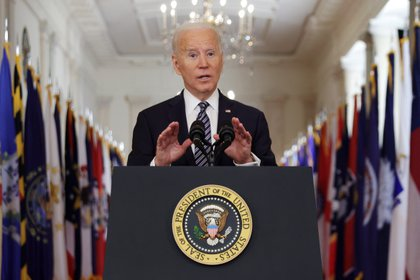 Joe Biden, President of the United States