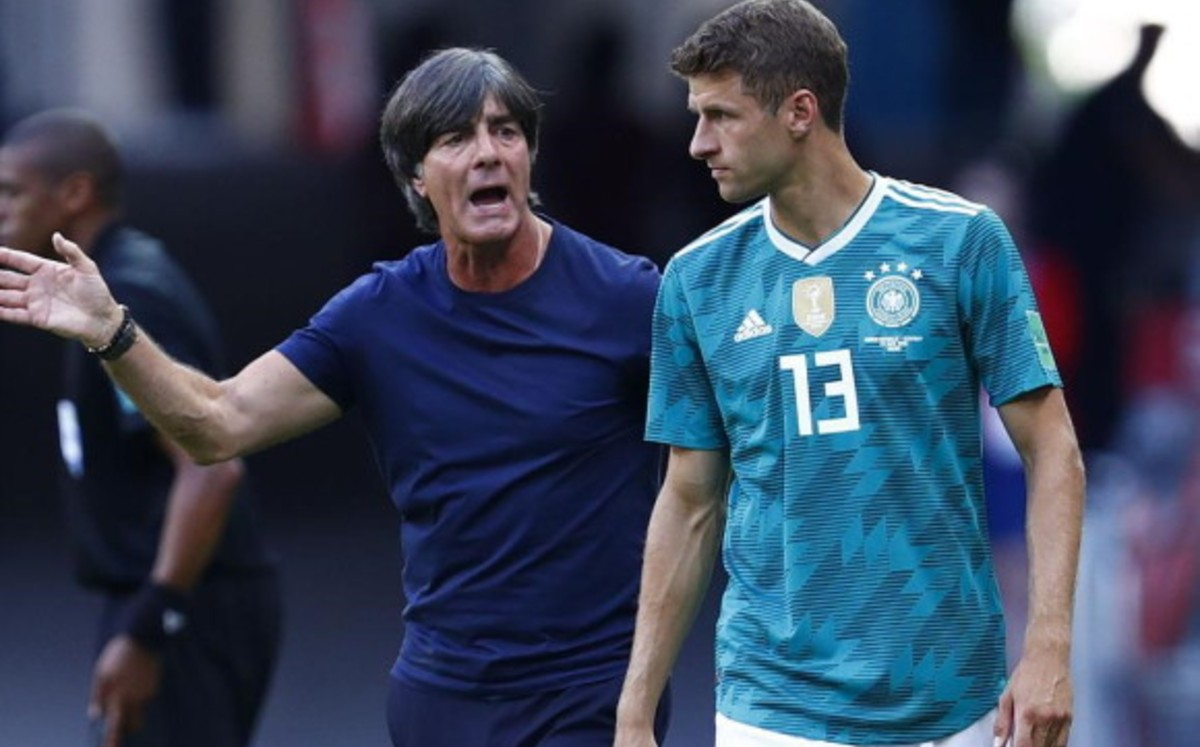 Joachim Loew leaves the German national team after the European Championships