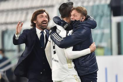 Juventus: Brief Serie A 2020-21 |  3-1 win over Lazio Chronicle in a series