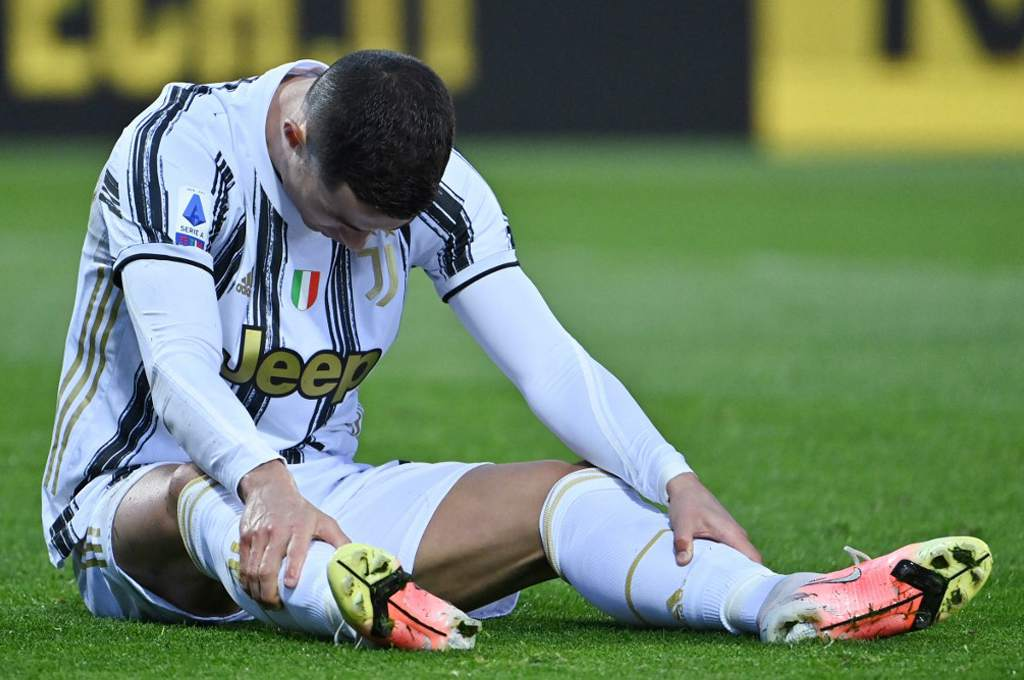 """""""Juventus is a shameful team ruled by Cristiano Ronaldo"""" – ten"""