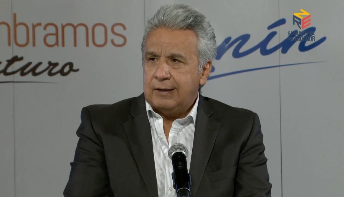 Lenin Moreno splits with AP amid criticism of his internal leadership |  Politics  News