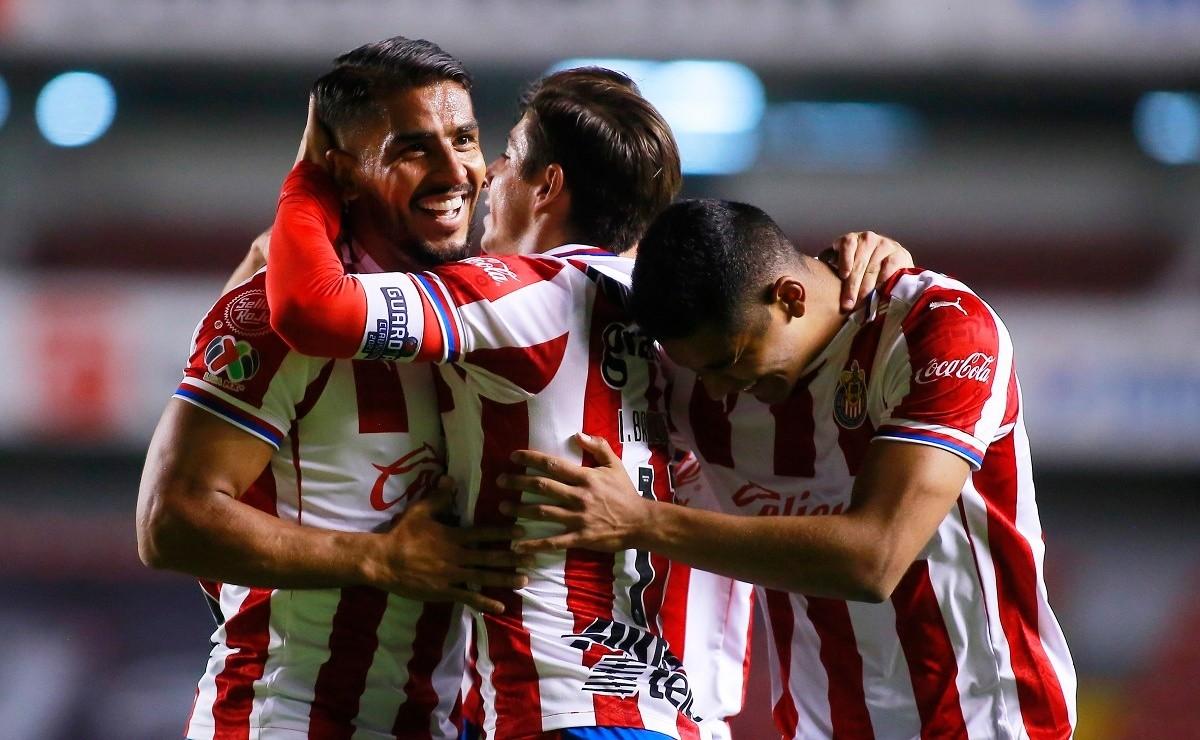 Liga MX: Chivas, the culprit for El Clásico against Club América in the middle level