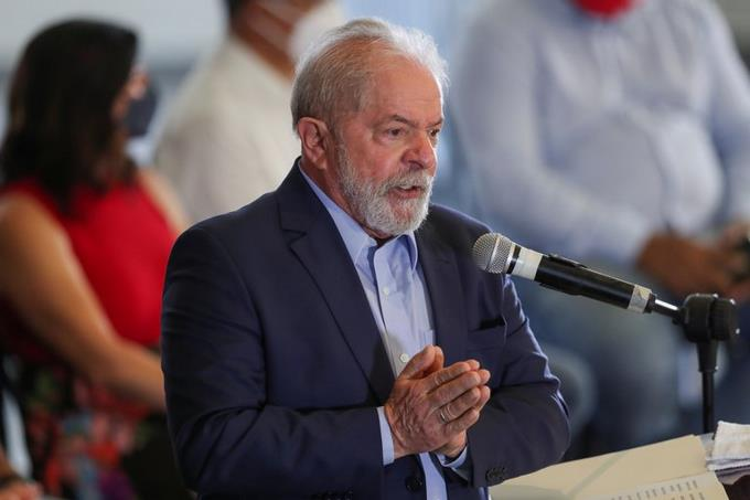 "Lula appreciates the ""solidarity"" of Alberto Fernandez, the Pope and other leaders"