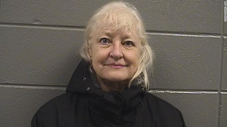 Marilyn Hartman, the stealth show, has been arrested