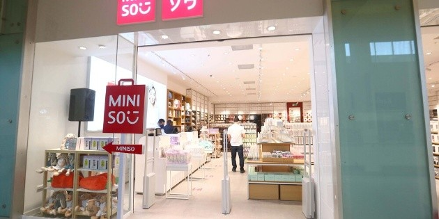 Miniso opened its second store in El Salvador