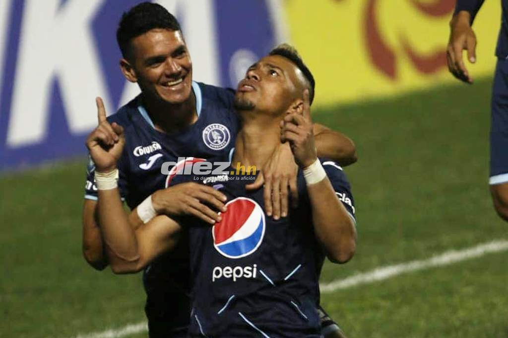 Motagua ditches Marathon and does not give Olympia a truce in the middle of the group – Dees