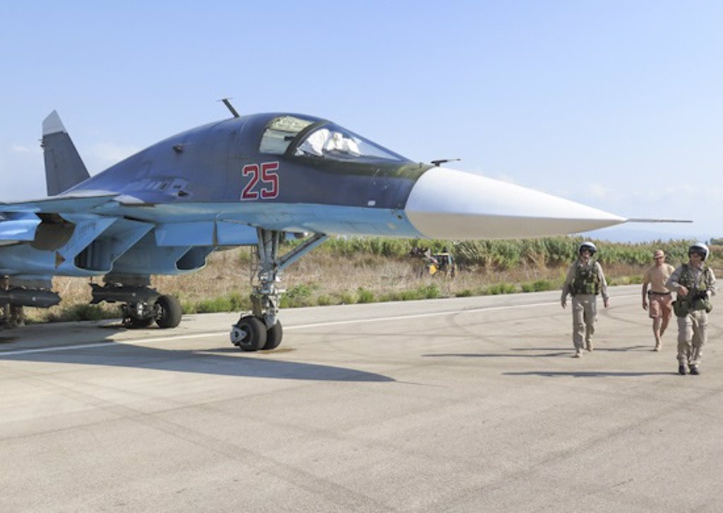 NATO is intercepting six groups of Russian aircraft at various points in its airspace
