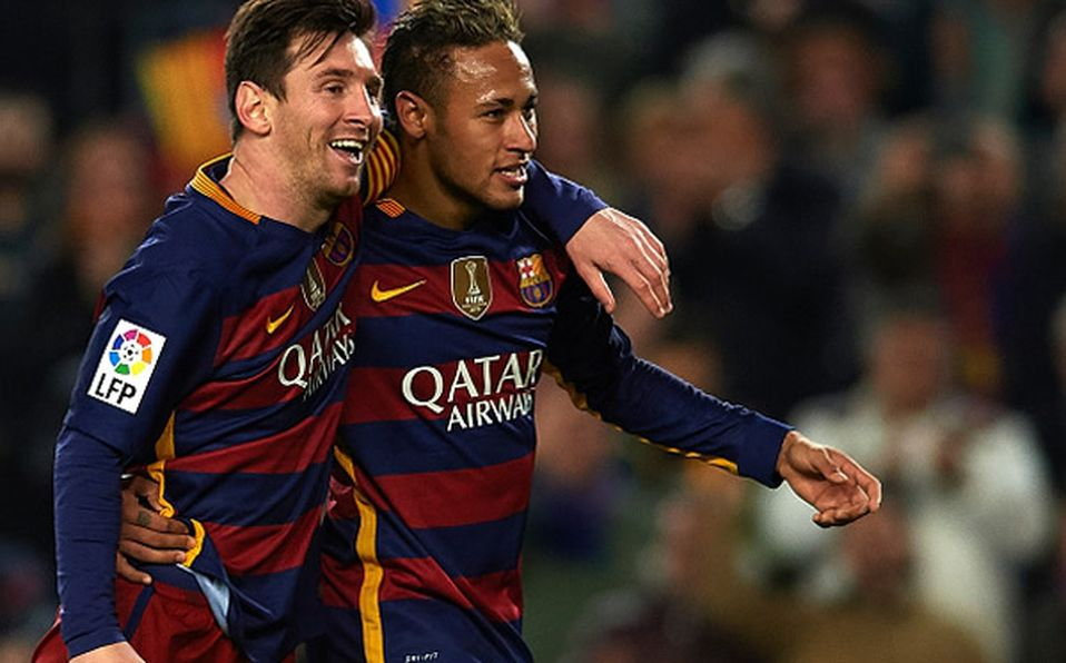 Neymar and Messi will play together again in Barcelona: Ney's former agent