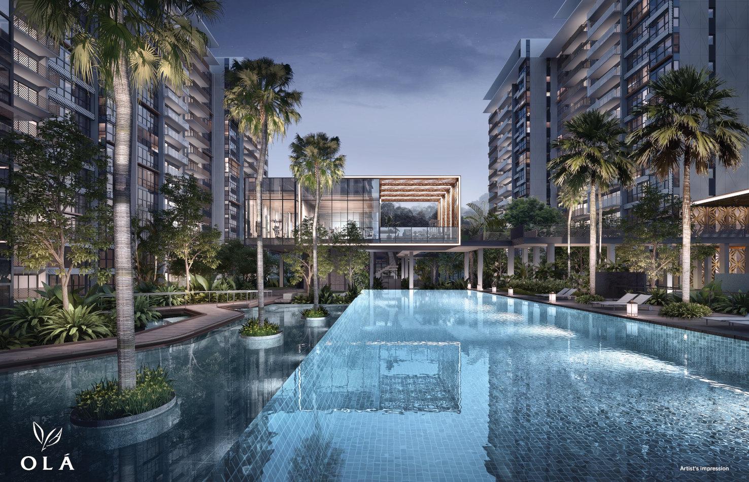 Ola's Condominium at Affordable Price