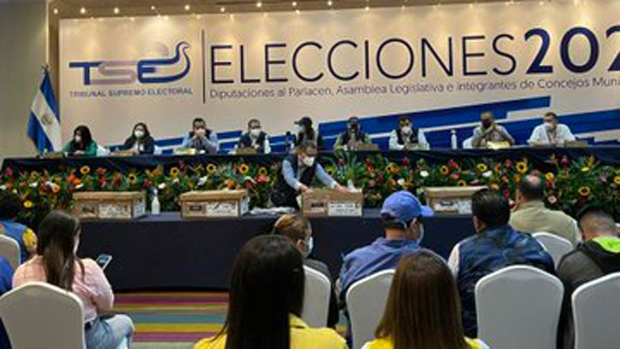 On Friday, TSE will present the final report for the 2021 elections