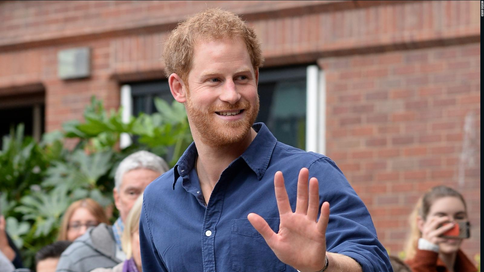 Prince Harry, Duke of Sussex, a new work