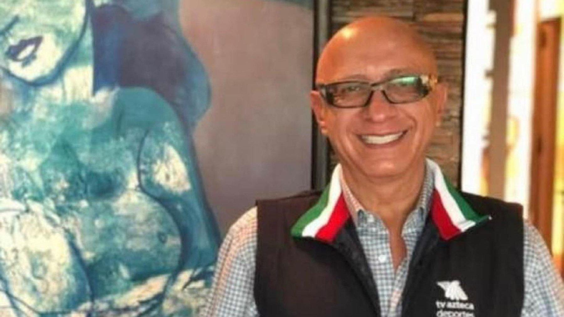 TV Azteca executive Alberto Siurana Covit-19 dies