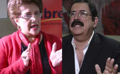 The winners were announced by Maria Luisa Bourgas and Mel Zelaya with the general coordination of Libre