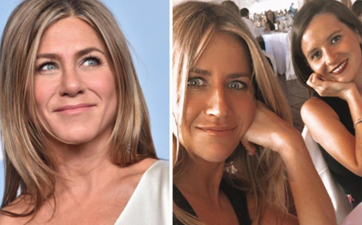 They are the same!  Jennifer Aniston has her twins in Argentina