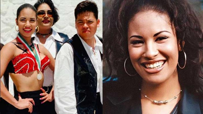 They report the disappearance of Selena's nephew and AB Quintanilla explains it all