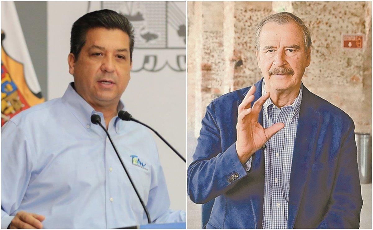 Vicente Fox publishes video in support of Francisco García Cabeza de Vaca