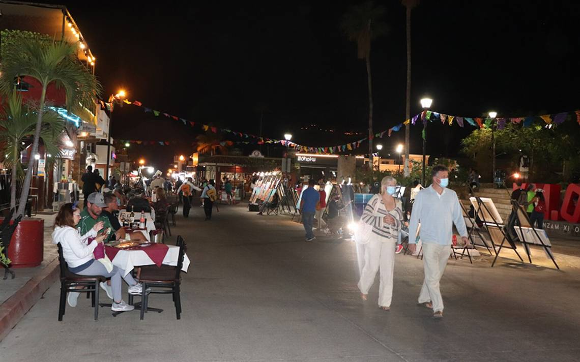 Viva La Plaza is a space for coexistence in Cabo San Lucas – local news, police, around Mexico and the world |  Southern California