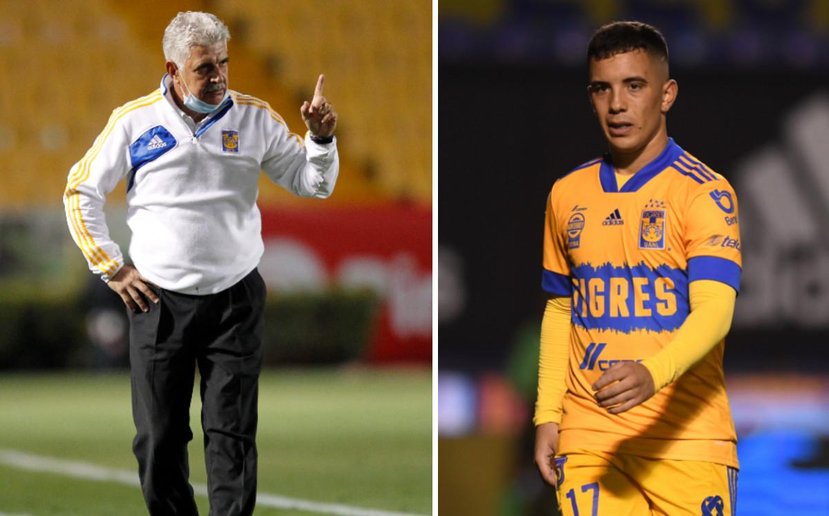 Why hasn't Tuca made changes against Toluca?  Ferretti explains