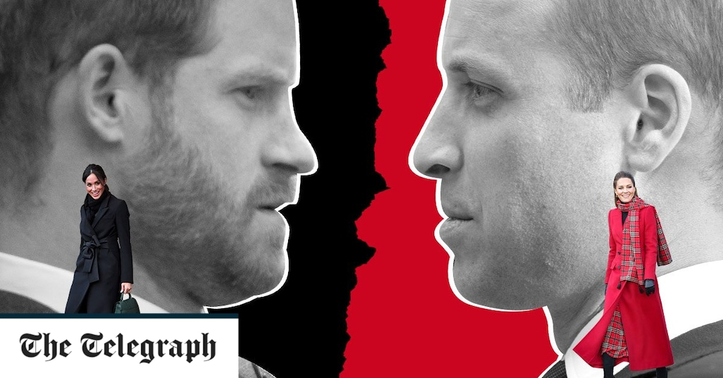 Will William and Harry's relationship be repaired?