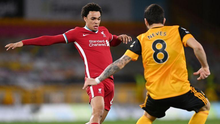 Wolverhampton 0 – 1 Liverpool