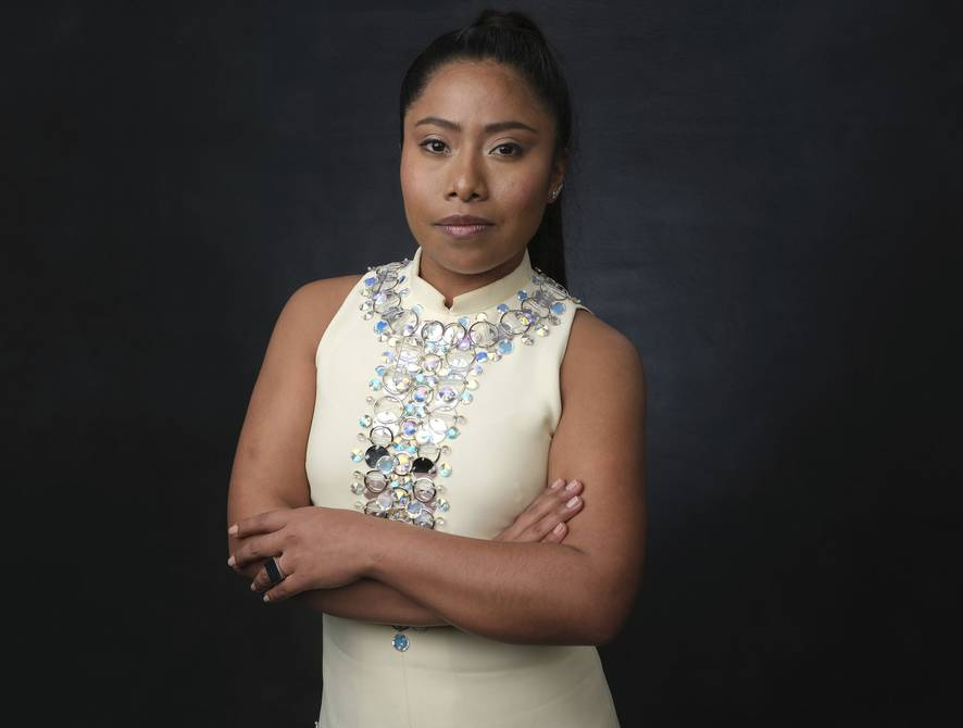 Yalitza Aparicio admits that she suffers from melasma, a disease of her skin  People |  Entertainment