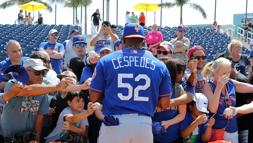 Yoenis Céspedes is in Cuba, confirms to the journalist on the island – SwingCompleto