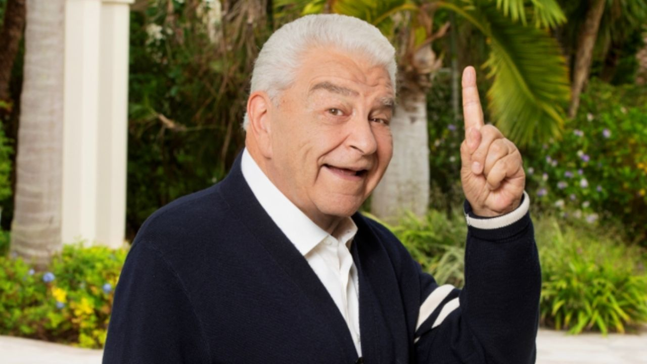 You will not believe it!  This is Don Francisco's last request before death reached him