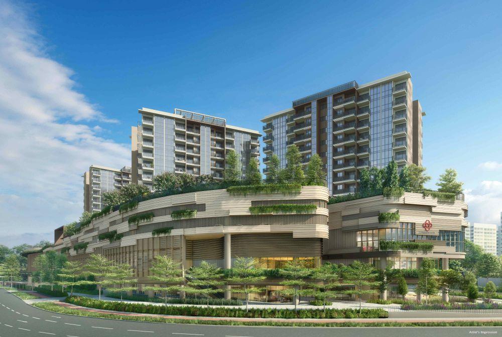 Does the Sengkang Area have Mega Developments?