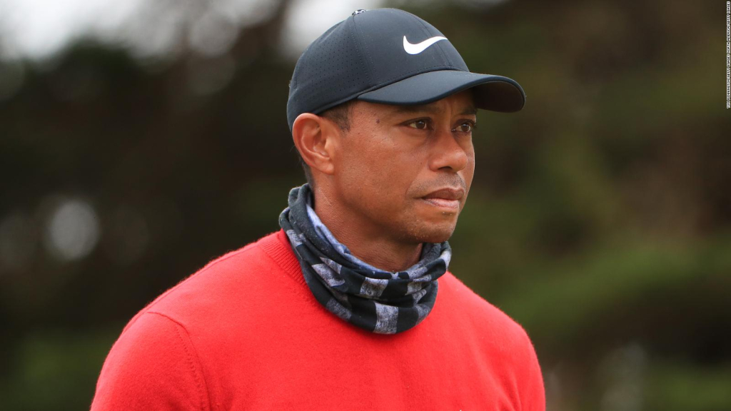 Tiger Woods: That was the moment after the accident