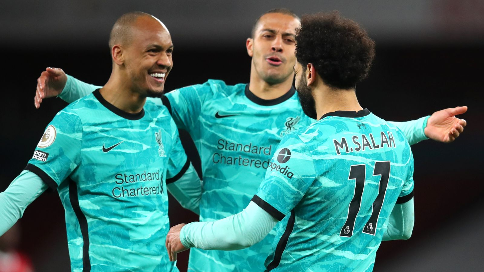 Liverpool's return to formation against Arsenal indicates that it could end a difficult season at the highest level |  football news