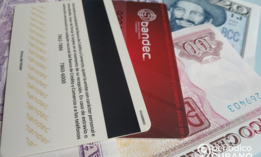 Bandec magnetic cards will get rewarded for the whole month of April