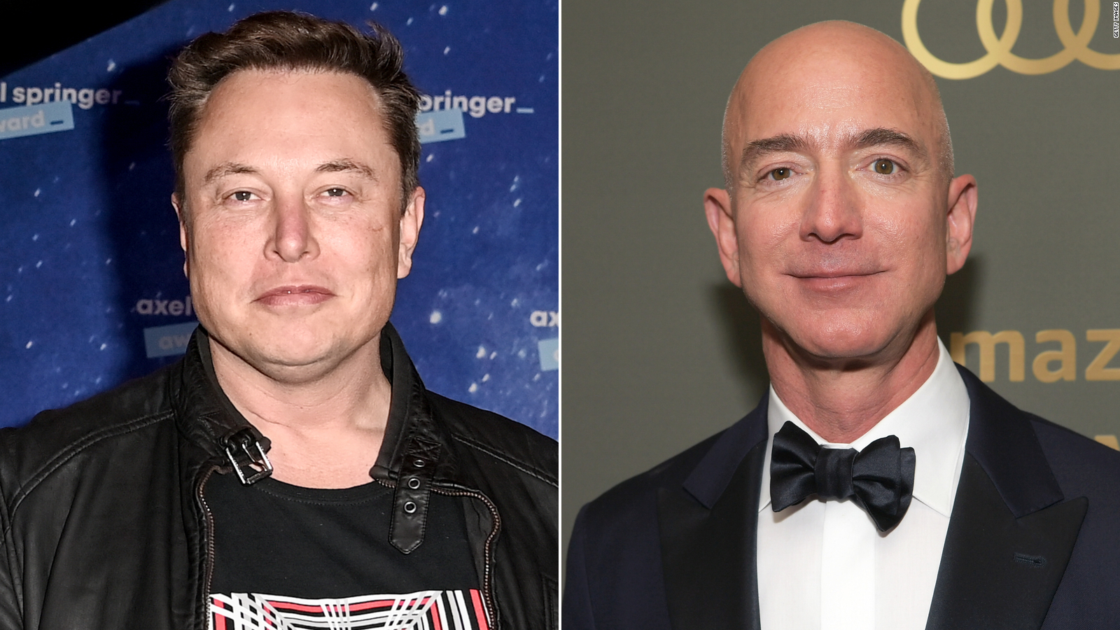 For $ 26 billion, Jeff Bezos wins Elon Musk as the richest man, according to Forbes |  Video