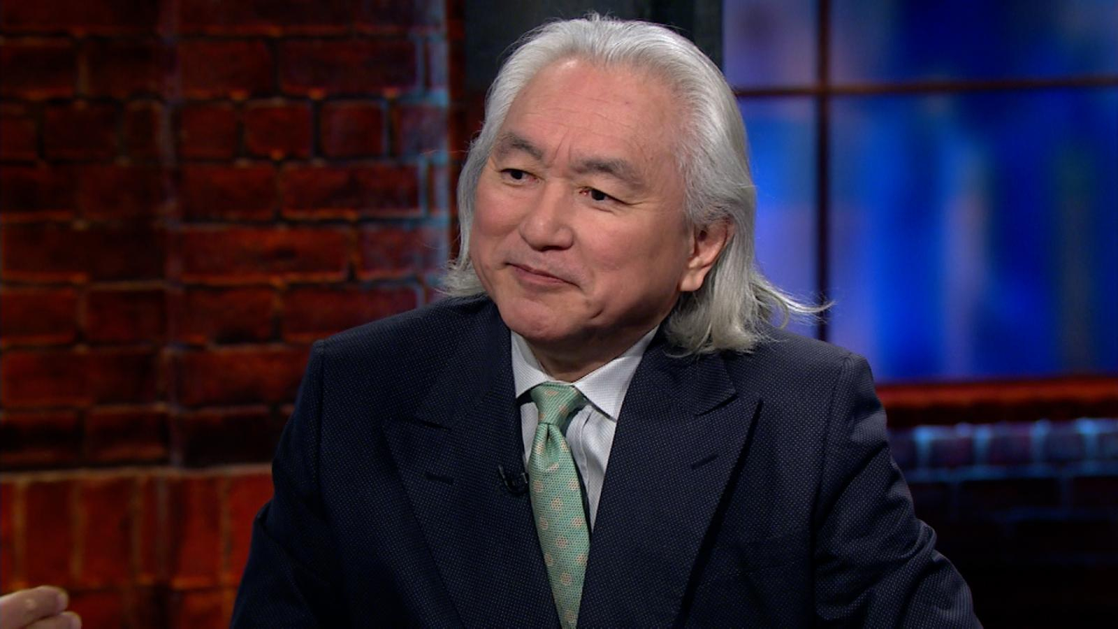 Physicist Michio Kaku compares possible contact between humans and aliens to the invasion of Mexico |  Video