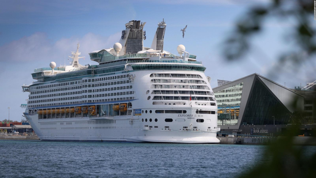 Cruises are awaiting a date to start recovery