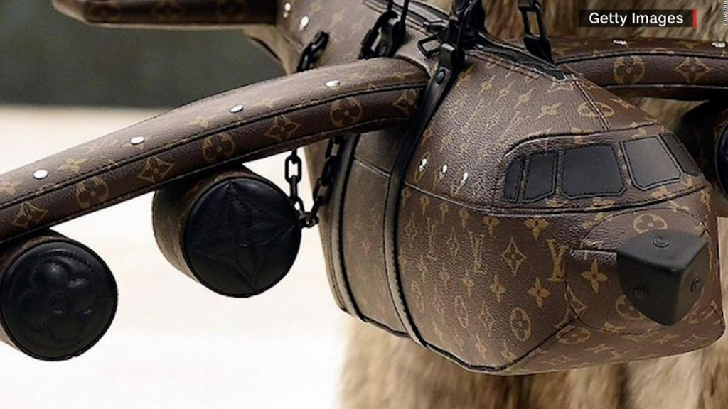 Controversy over the new Louis Vuitton bag
