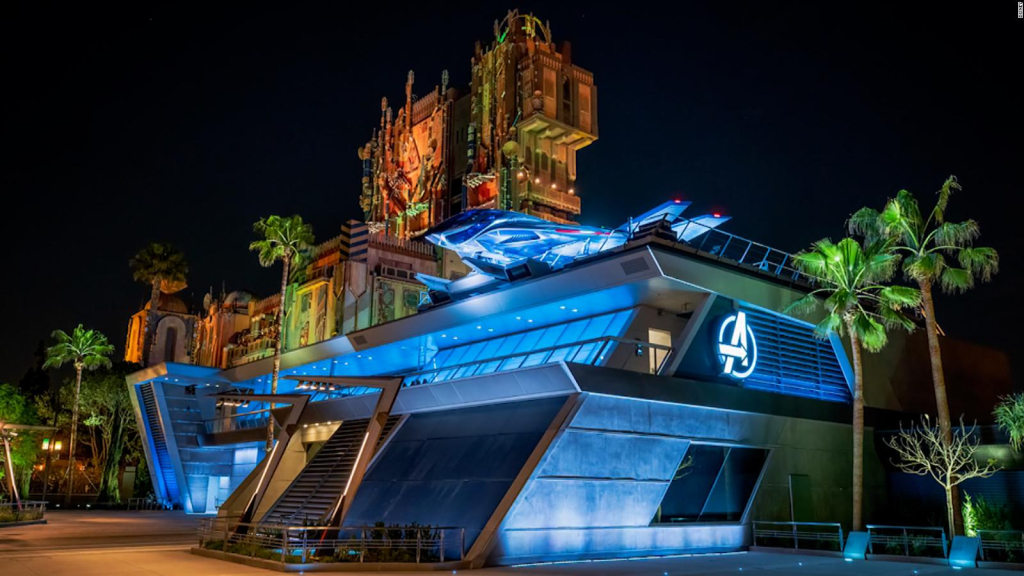"""""""The Avengers are forbidden"""": This will be the new Disney park"""